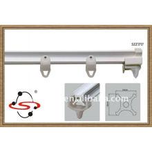 adjustable curtain track plastic curtain track rail