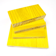 high quality 500*1000/1500/1970/2000/2500/3000mm 3-ply shuttering plywood
