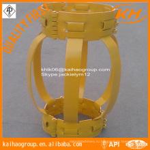 API 10D сплетенный двойной и одиночный центратор лука кожуха с стопорным кольцом