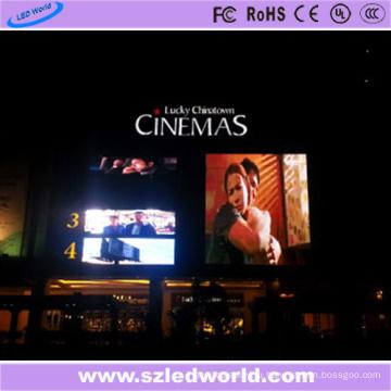 P10 напольный SMD светодиодный дисплей экран для рекламы