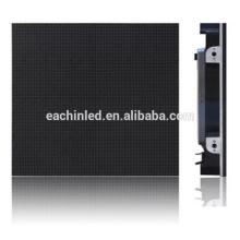 p5.95mm película azul flexible video / hd led video wall