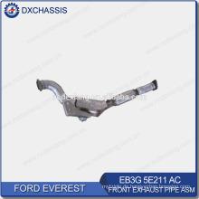 Original Everest Front Auspuffrohr EB3G 5E211 AC