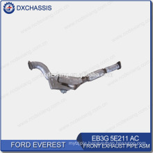 Genuine Everest Front Exhaust Pipe EB3G 5E211 AC