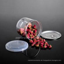 Haustier Plastikaufbewahrungsdose für Blumentee (PPC-CSRN-025)