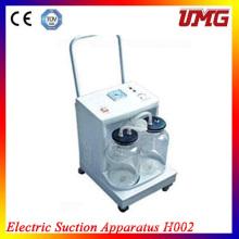 Aparato de succión eléctrica de la máquina dental