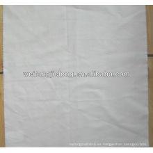 Tela sólida de la hoja de la cama de T / C 50/50 40sx40s 110 * 90
