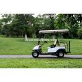 2016 nuevo modelo 4 asiento barato carrito de golf eléctrico