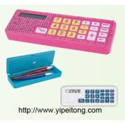 Calculadora del ataúd de pluma