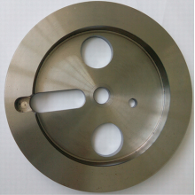 Good Quality CNC in Machining Steel Part