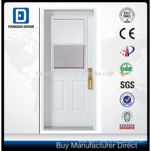 Fangda steel door and windows made in china