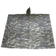 Poncho de pluie de camouflage