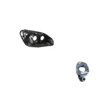 Aluminum Die Casting Service Automobile Parts Accessory Die Cast Lamp Parts