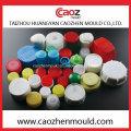 Molde do tampão da injeção plástica da alta qualidade em China