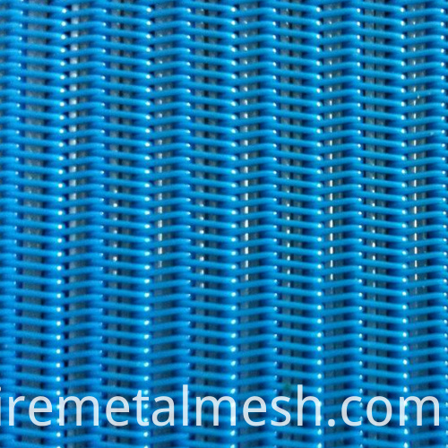 Industrial Polyester Dryer Machine Mesh Conveyor Belt