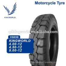 Agricultura três Wheeler 5,00-10 pneus de motocicleta