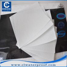 Tapis de polyester de 160gsm pour membrane de bitume modifié SBS