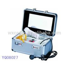 cas d'instrument médical solide et portable en aluminium