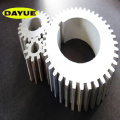 straight-cut transfer gears Positive/resting gear
