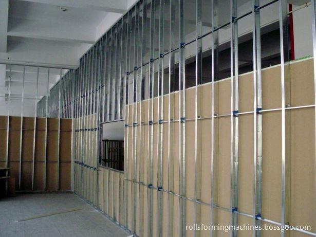 Drywall U Channel Making Machine