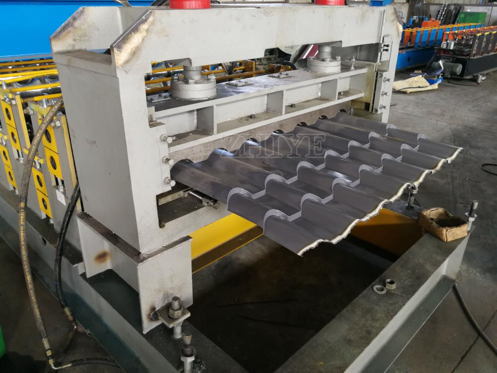 Metal Profile Panel Making Machine with High Grade