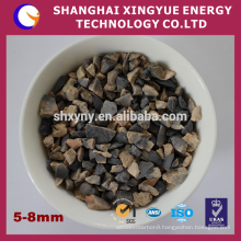 Competitive Factory 88% AL2O3 calcined bauxite price for refractory bricks
