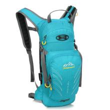 Nylon waterproof capacity multifunctional hiking backpack