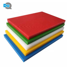 polyethylene Plastic raw materials Customized Size and Thickness PE plastic sheet board  Sheet