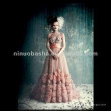 NW-284 Berühmtes Designer Couture Kleid