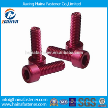 China Supplier Best Price High quanlity anodized aluminum screws its-029