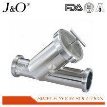 Sanitary Y Strainer Filter with Thread