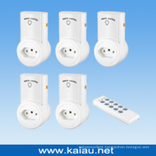 Brazil Wireless Remote Control Socket (KA-RS-BR01-5)