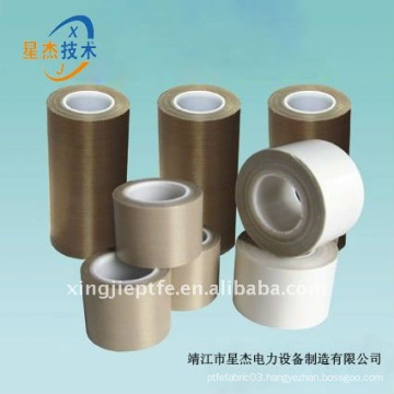 Export PTFE Glass-fiber Silicone Adhesive Tape