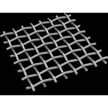 Прямоугольное Отверстие Ячеистой Сети Волнистой Проволки/ Ячеистой Сети Металла