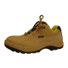 Nubuck Leather Working Shoes