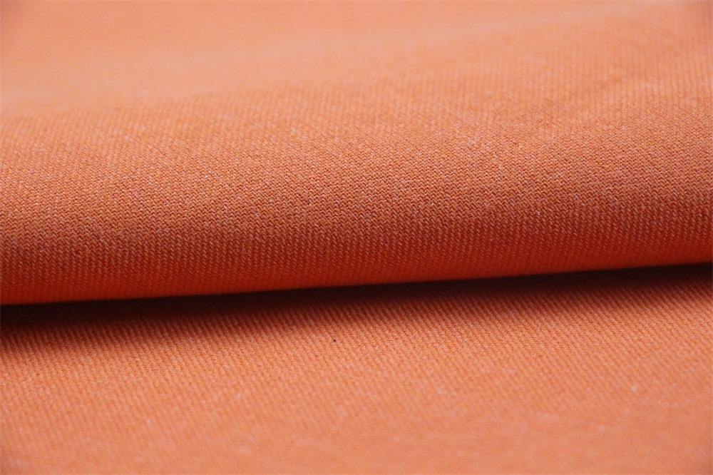 Water Repellent Flame Retardant Double-sided Dope Dyeing Aramid Fabric