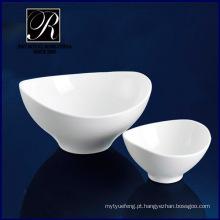 Tigela de porcelana de cereais