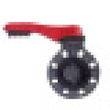 Клапан-бабочка / Промышленные пластиковые клапаны / ПВХ дроссельный клапан