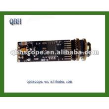 0.3mega Pixel Kamera Endoskop Teile, Mini-Kameramodul, CMOS-Kamera