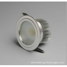 10w 85 - 130v Aluminum Material Dimmable Led Downlights For General Lighting