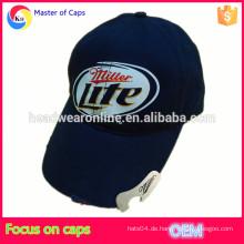 Kundenspezifische Flaschenöffnerkappe, Bierflaschenhut
