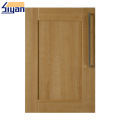 JK-M416 Solid Core Mdf Interior Doors / Wooden Doors Hotel Rooms