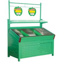Etagères design moderne vente chaude de fruits et légumes grilles stockage rack fruits panier de fruits