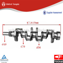 Geniune Yuchai Crankshaft for F3000-1005001D-P1