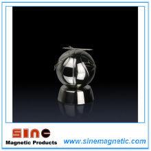Магнитный держатель баскетбола для заметок / скрепки для бумаг