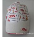 New Design Travel Printing Cotton Cap