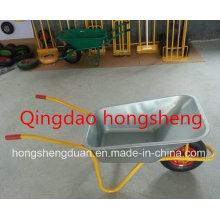 Carrinho de mão de roda (WB6404U) Hot-Selling ao mercado europeu