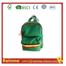 Small Backpack Canvas Gift Bag for Promotion