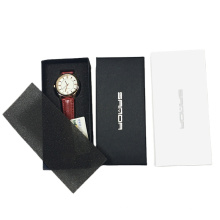 Promotional Custom Luxury Drawer Design Watch Packaging Box with Logo