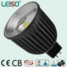 6W COB Reflector MR16 LED Spotight with CB SAA Approval
