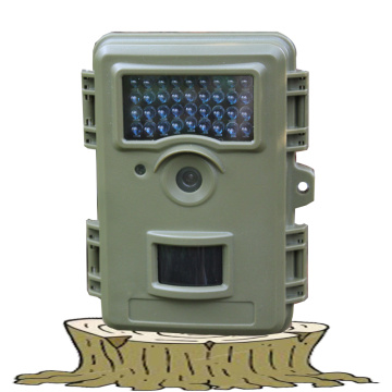 Army Green Camouflage Hunting Trail Camera